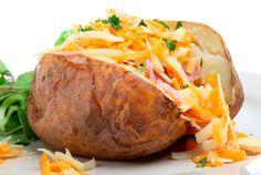 Patatas rellenas a la gallega - Maldito Insolente