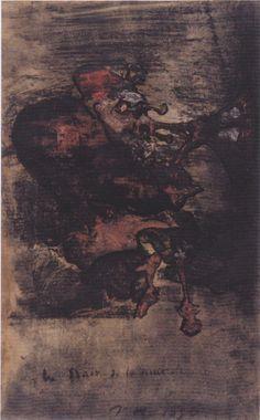 Dark Classics: Victor Hugo, The Gnome of the Night (Le nain de la nuit)