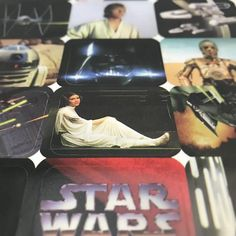 Vintage Star Wars stickers were meant for kids. But we all know they're equally fun for adults.