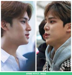 Idk if I am seeing things but I think Svt's Mingyu and Yunho looks like long lost giant bear brothe I Fainted, Seventeen Mingyu, Birthday Week, How To Look Handsome, Ted Talks, My Brain, Get Started, My Eyes