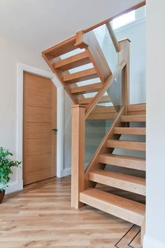 Stockwell Ltd are Scotland's specialist timber staircase manufacturers, providing unrivalled service to: major house builders; builders and home owners.