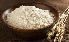 Informação Nutricional: Amido de arroz. Porção, calorias, gorduras totais, saturadas, trans, colesterol, sódio, carboidratos, fibras, açúcar, proteínas,