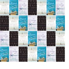"""Wednesday, February 17, 2016: The Oxford Public Library has three new bestsellers and one other new book in the Literature & Fiction section.   The new titles this week include """"My Name Is Lucy Barton: A Novel,"""" """"The Readers of Broken Wheel Recommend,"""" and """"The Things We Keep."""""""