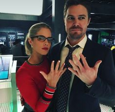 Stephen looks so mad! Emily looks so happy and cute!
