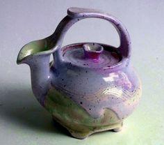 Michael Wein - Cone 10 teapot