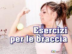 Braccia toniche: tre esercizi per rassodare i tricipiti in casa! | Donna In – Il magazine femminile