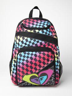 #roxy #backpacks at PSEUDIO