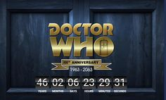 #DoctorWho fans are crazy! #TimeisRelative #100th