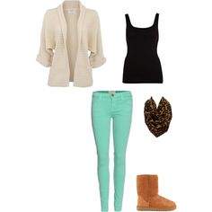 """""""Fall outift"""" by moorejes"""