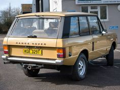 1978 Range Rover 'Two Door'