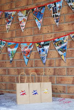 Spiderman Birthday Party Decorations