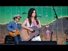 ▶ Kacey Musgraves - These Boots Are Made For Walkin' at Radio 2 Live in Hyde Park 2014 - YouTube