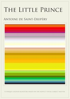Colours Mentioned in Books by Jaz Parkinson