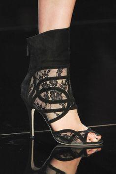 #MoniqueLhuillier A/W 13 #shoes #NYFW