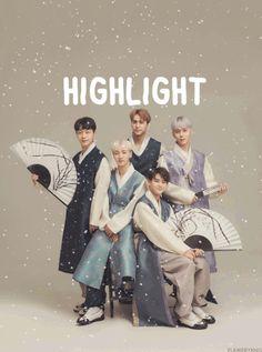 Conheça o Highlight! | •Kpop• Amino