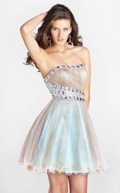 Natürliche Taile A-Linie luxus Abiballkleid/ Jugendweihekleid für Apfelförmige Figur