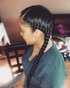 Braids by Nay  Natural Hair ���� #labundles #bundledeals #hAirservices #royalhairselections #cosmetology #appointmentsavailable #weaves #wigs #CUSTOMWIGS #tracks #boxbraids #CROCHET #LAstylist #laceclosure #frontalwigs #frontals #losangeles #laceclosure #elcamino #comptoncollege #cosmonistas #beautyschool #braidsgang #wiglife #stylistlife #supportblackbusiness #womeninbusiness #beauty #naturalhaircare #protectivestyles http://tipsrazzi.com/ipost/1519380428838279837/?code=BUV7HMzlhqd