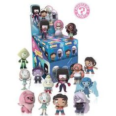 [Steven Universe: Mystery Mini Figures: Series 1 (Product Image)]
