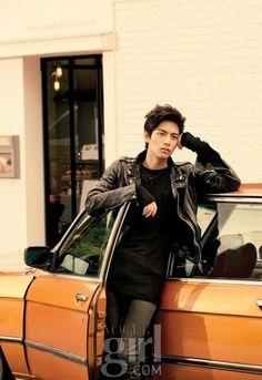 Lee Min Ki for Vogue Girl