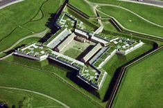 Fort Stanwix National Monument in Oneida County, New York.