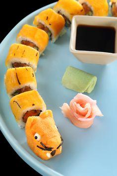 Image result for tiger sushi
