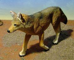 Coyote (Safari Ltd - Wildlife Wonders) - Animal Toy Forum