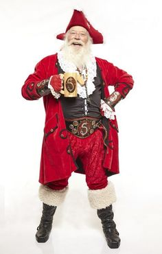 Mrs Claus, Santa Clause, Elf The Musical, Father Christmas, Christmas Things, Christmas Trees, Xmas, Santa Ho Ho Ho, Pirate Garb