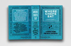 2 | An Atlas Of Where Chefs Eat, Told In 50 Fonts And 700 Pages | Co.Design: business   innovation   design