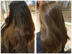 #Hairbyglow  #beforeandafter