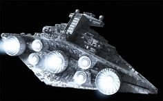 What do you do if you are a mad Star Wars fanatic, with a passion for 3D, and an insane perfectionist? Well, if you are a guy like Ansel Hsiao, you would create astoundingly detailed star wars models. Like this one.