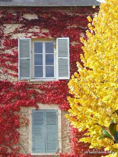 Normandy in the Fall My French Country Home, French Living - Sharon Santoni