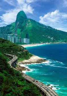 Rio De Janeiro, Brazil. must go.