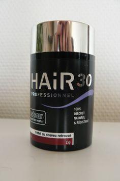 Chouby s'évade en beauté: Hair30 professionnel