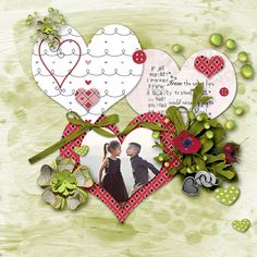 The Silence of Love by sarkavka. Kit: Silence of Love by Butterfly Dsign http://scrapbird.com/designers-c-73/a-c-c-73_514/butterflydsign-c-73_514_568/the-silence-of-love-page-kit-p-17576.html