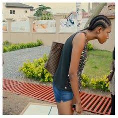 """Esito Ekpo Blog: """"I look like a giraffe here"""" says Yvonne Nelson"""