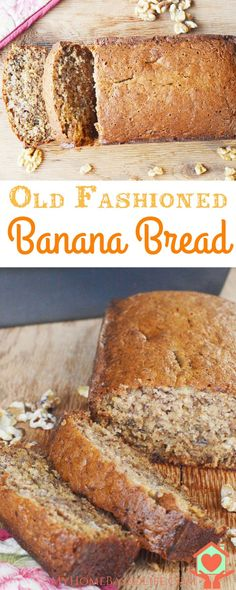 Old Fashioned Banana