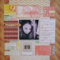 paper C A R D inal: what I know ( @ 39 )...Little Black Dress Kit September
