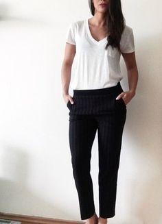 Kupuj mé předměty na #vinted http://www.vinted.cz/damske-obleceni/uzke-kalhoty/16159880-78-kalhoty-panskeho-strihu-nove