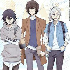 Dazai Bungou Stray Dogs, Stray Dogs Anime, Elizabeth Seven Deadly Sins, Edogawa Ranpo, Detective, Kagehina, Beautiful Places To Travel, Anime Guys, Kittens