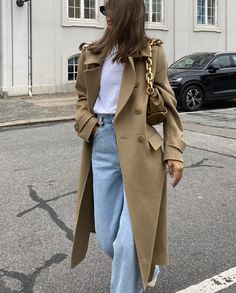 Classy Outfits, Fall Outfits, Casual Outfits, Cute Outfits, 90s Fashion, Daily Fashion, Fashion Outfits, Winter Fits, How To Pose