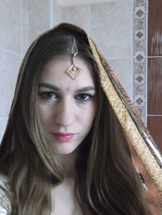 Indian Bride To Be http://www.makeupbee.com/look.php?look_id=61854