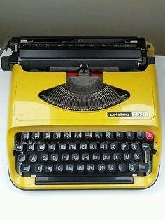 Privileg Schreibmaschine 300T