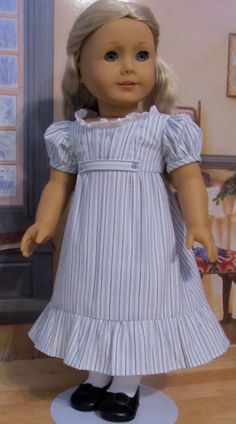 Regency Dress made for American