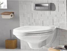 Deco wc blanc moderne : oui à la déco Harpic !