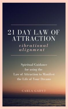 This is not just an eBook about the Law of Attraction.  This is a life-changing experience that will take you on a daily journey of discovery and alignment to match the vibration of the life of your dreams. To know more, click: http://www.thejourneybacktoself.com/21-day-law-of-attraction-ebook/