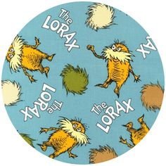 Robert Kaufman, Dr Seuss, The Lorax Earth