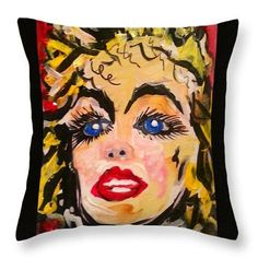 "Pillow ""Marilyn"""