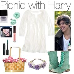Picnic with Harry - Polyvore