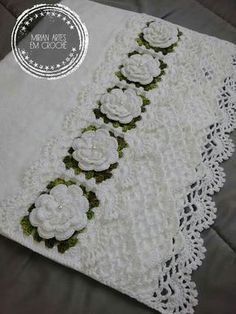 Image gallery – page 515169644874399988 – artofit – Artofit Crochet Lace Edging, Crochet Leaves, Crochet Borders, Thread Crochet, Crochet Doilies, Crochet Flowers, Crochet Patterns, Diy Crafts Crochet, Easy Crochet