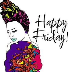 Happy Friday Beauties!!! Have an Amazing Day!!! 😘😘😘#Hair2mesmerize #naturalhair #healthyhair #naturalhairstyles #blackhairstyles #transitioning